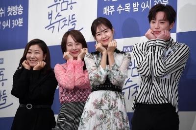 웃음·감동·통쾌로 무장…핵사이다 드라마 '부암동 복수자들'