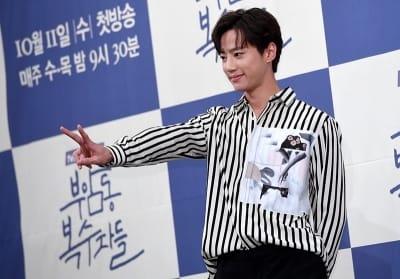 이준영, '배우 변신 기대하세요~'