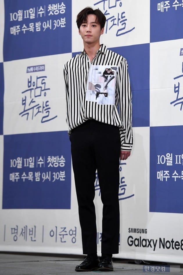 배우 이준영 / 사진=최혁 기자