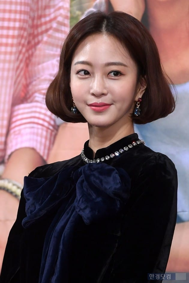 배우 한예슬 / 사진=최혁 기자