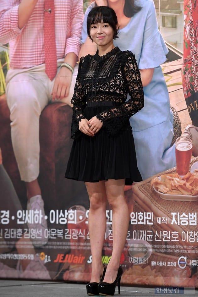 배우 이상희 / 사진=최혁 기자