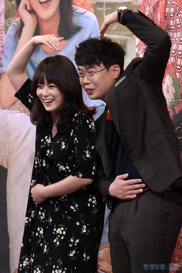 배우 류현경, 안세하 / 사진=최혁 기자