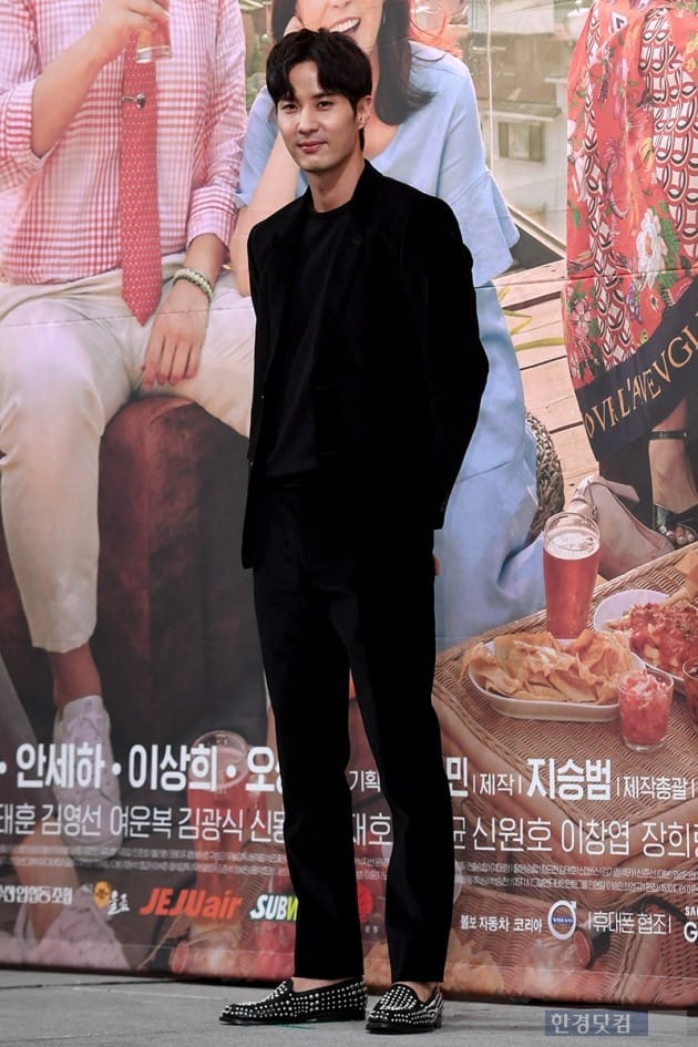 배우 김지석 / 사진=최혁 기자