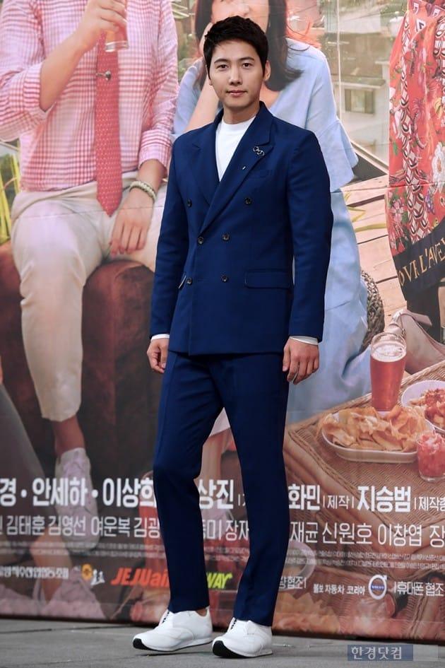 배우 이상우 / 사진=최혁 기자