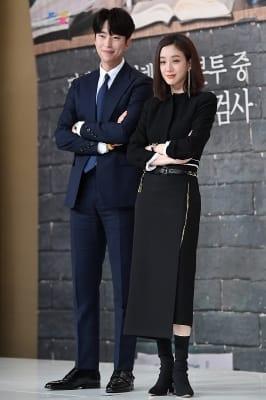 윤현민-정려원, '멋진 두 검사'