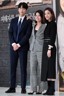 윤현민-김여진-정려원, '멋진 검사들'