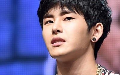 '인피니트 탈퇴' 호야, 새둥지 찾았다…글로리어스와 전속계약