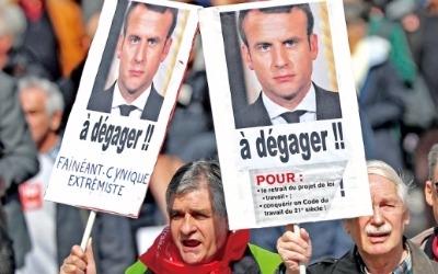 한국과 너무 다른 프랑스 노동개혁