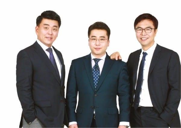 왼쪽부터 김우신, 이경락, 류태형 전문가.