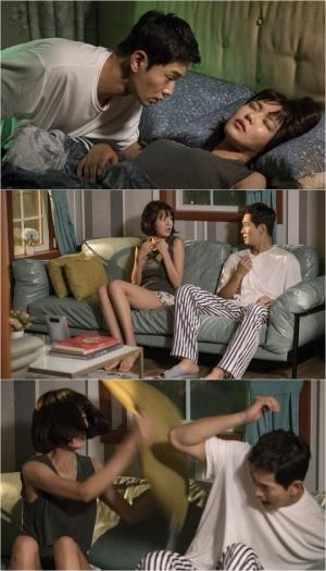 '밥차남' 최수영X온주완, 아찔한 동침 포착…'기대UP'