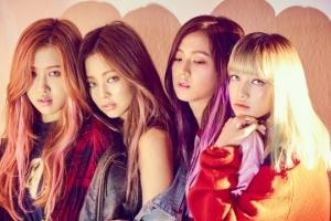 블랙핑크, 日 오리콘 이틀 연속 1위 기록