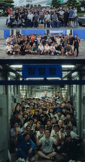 영화 '1987' 크랭크업...장준환 감독