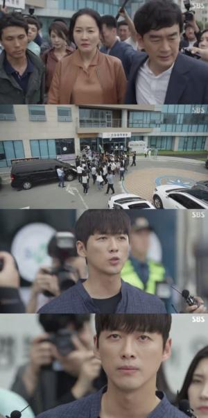 '조작', 시청률 소폭 상승...월화극 1위 굳건