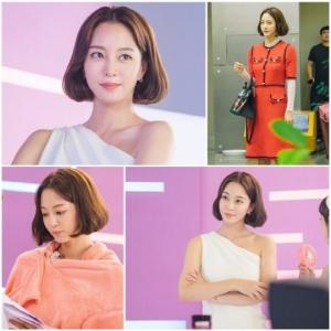 '20세기 소년소녀' 한예슬, 첫 촬영현장 공개