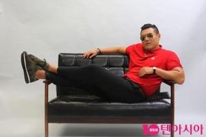 """'근육질' 미키광수 """"연예인 싸움서열 내가 2위...1위는?""""(인터뷰)"""