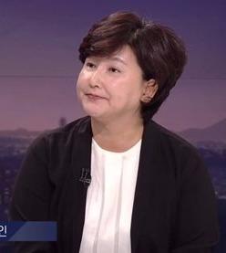 서해순, 뉴스룸 인터뷰서 故김광석 친형 고발 언급되자…