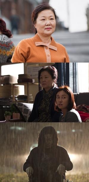 '희생부활자' 김해숙, 국민엄마→충격적 인물로 '파격 연기변신'