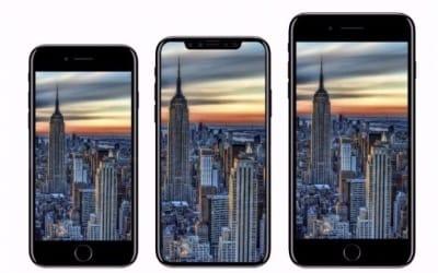 """LG-애플 아이폰 OLED 공급 협상중… 2019년 본격화 전망"""