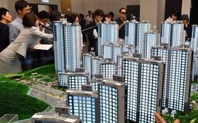 정부 대출규제 강화 속 '중도금 무이자' 아파트 점점 줄어