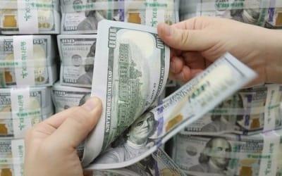 북한 리스크에 8월 외국인 증권자금 3조7000억원 빠져나가