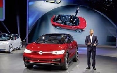 """폭스바겐 """"2025년까지 순수 전기차 23개 모델 출시"""""""