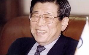 3일 별세한 김운용 전 부위원장. / 사진=김운용 전 부위원장 블로그.