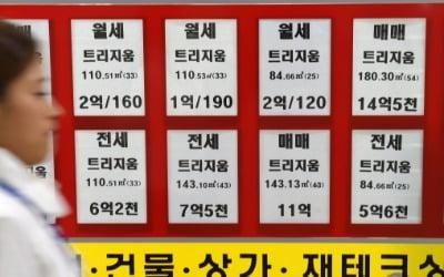 """""""임대주택정책, 전세→월세 중심으로 이동해야"""""""