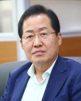 """홍준표 """"추석 연휴 끝자락…문재인 정부 출범 5개월만에 실정"""""""