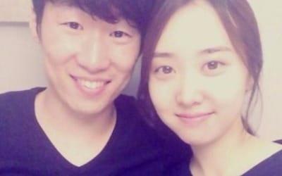 박지성♥김민지 부부, 둘째 임신…