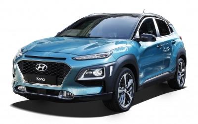 현대차 코나, 티볼리 제치고 2개월 연속 소형 SUV 1위
