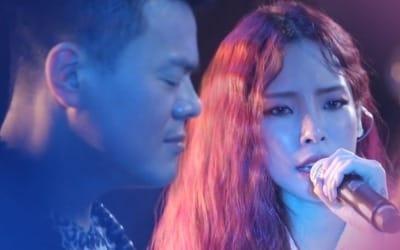 박진영X헤이즈, 16일 발라드 듀엣곡 발매…역대급 콜라보 탄생