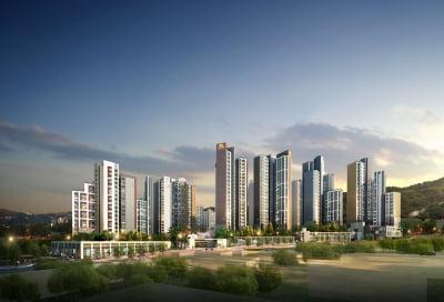 서울 은평구 '녹번역 e편한세상 캐슬' 이달 분양