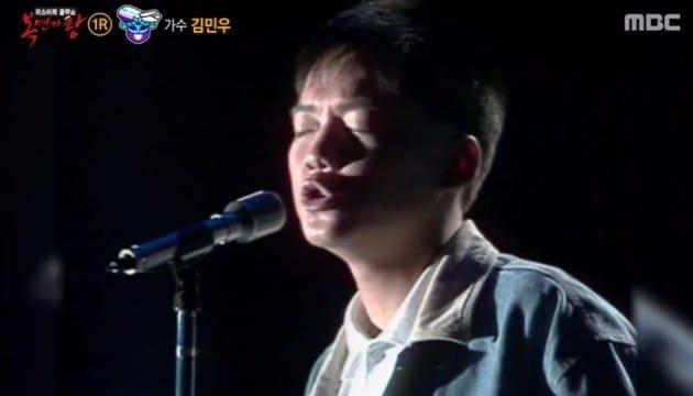 가수 김민우 / mbc '복면가왕' 캡처