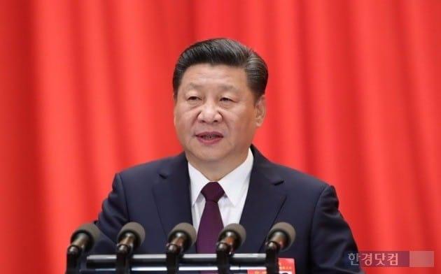 시진핑. 18일 중국 베이징에서 제19차 중국 공산당 전국대표대회(당 대회)가 개최됐다. / 사진=신화망