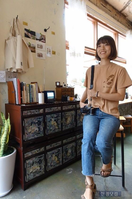 숙녀미용실 카페&펍 전미희 대표_사진 이미나