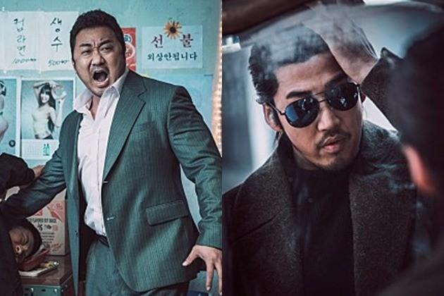 영화 '범죄도시'  '추격자' 제치고 역대 한국 청불영화 5위