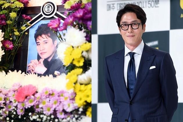 30일 고인이된 육각수 도민호, 배우 김주혁 /사진=최혁 기자, 한경DB