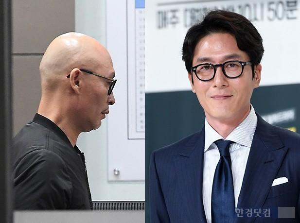 김주혁 빈소 찾은 김종도 대표