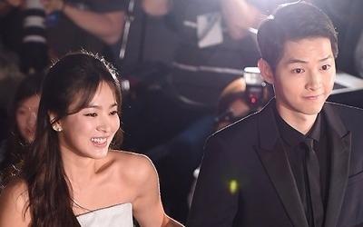 송중기♥송혜교 결혼식, 철저히 비공개로…신혼집은 어디에?