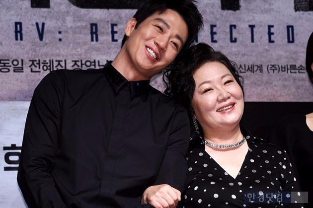 '희생부활자' 김래원·김해숙