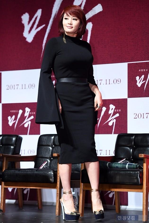 '미옥' 김혜수 /사진=변성현 기자