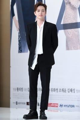 김혜성, '여진히 뽀얀 피부 과시~'