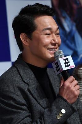 박성웅, '사기치기 좋은 날씨네~'