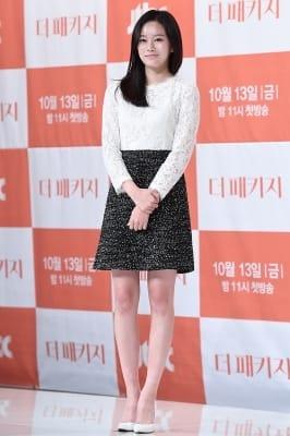 박유나, '아름다운 미모 뽐내며~'