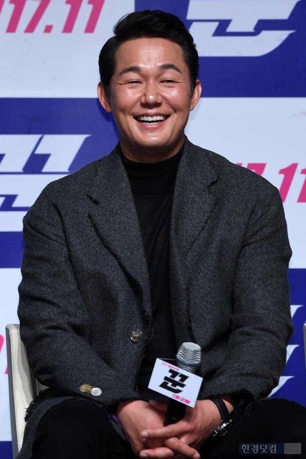 배우 박성웅 / 사진=최혁 기자