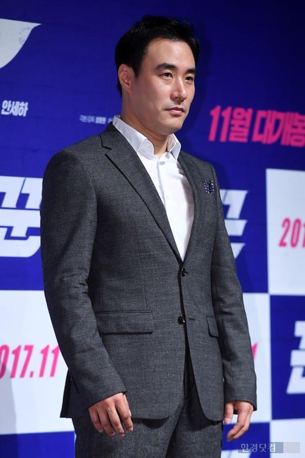 배우 배성우 / 사진=최혁 기자