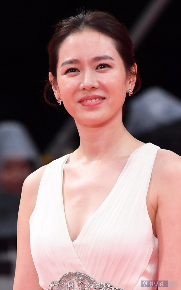 [포토] 손예진, '국보급 미모' (부산국제영화제)