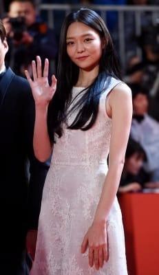 이솜, '손바닥만한 얼굴' (부산국제영화제)