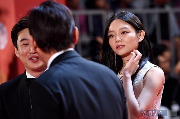 배우 안재홍, 이솜 / 사진=최혁 기자