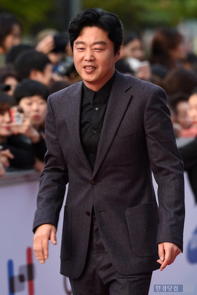 배우 김희원 / 사진=최혁 기자